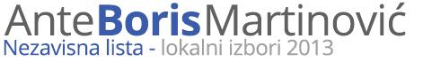 Nezavisna lista Ante Boris Martinović